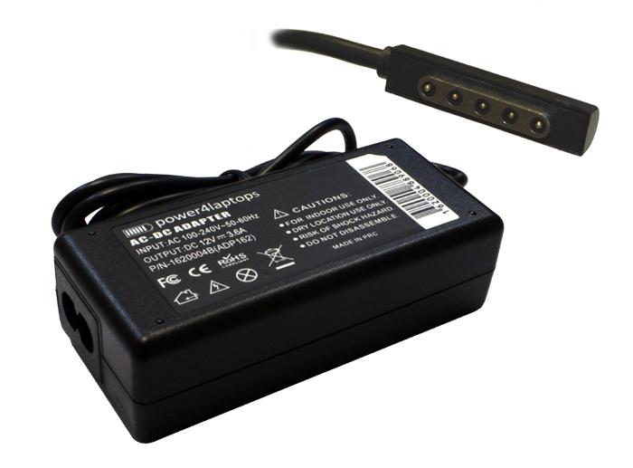 microsoft surface pro chargeur batterie pour ordinateur portable pc compatible ebay. Black Bedroom Furniture Sets. Home Design Ideas
